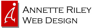 Annette Riley Web Design logo