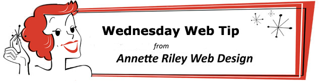 Annette Riley Web Design