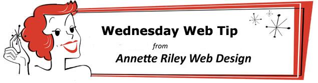 Annette Riley Web Design